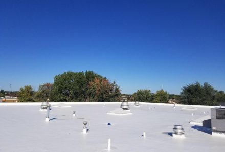Roofing Options for Commercial Buildings