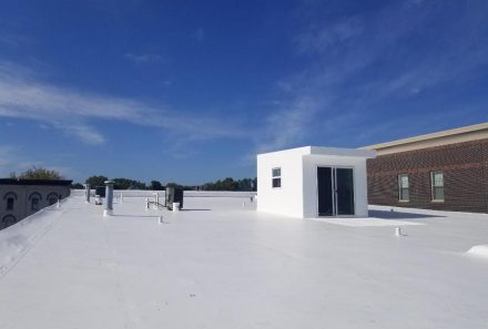 For Your New Commercial Roof, Consider a Cool Roofing System Installed by Versatile